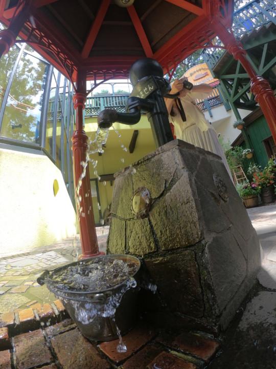 ちゃんと水が出る汲み上げポンプ