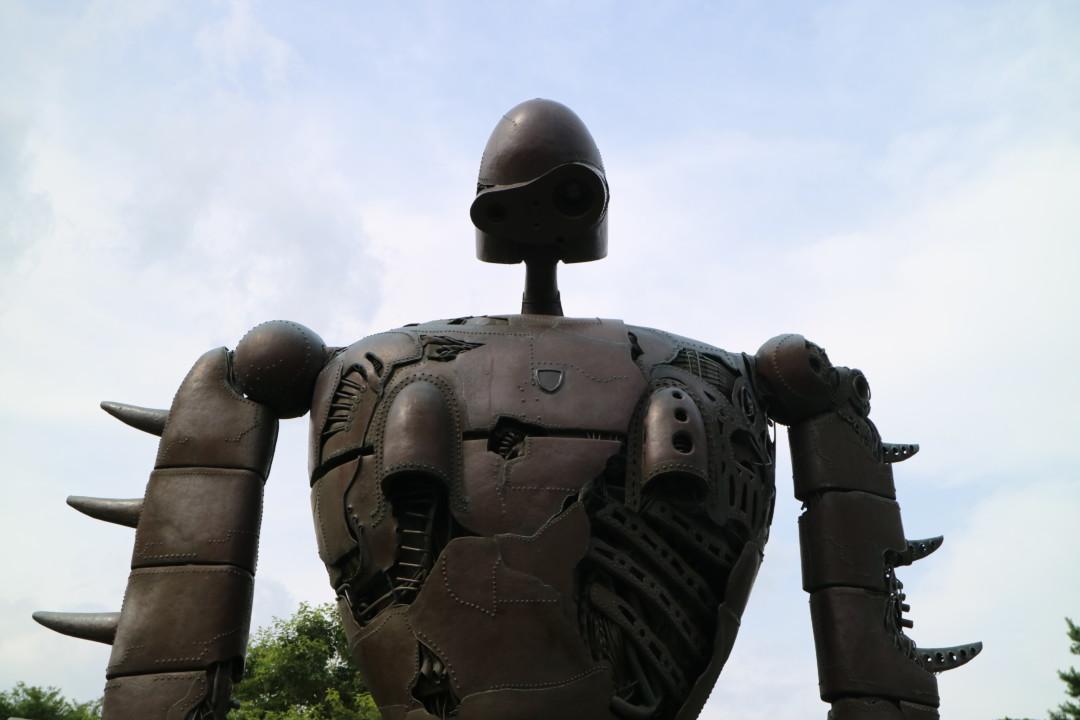 ラピュタ ロボット兵 正面