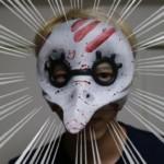ダイソーの血糊でペストマスクを簡単DIY!100均ハロウィン商品でホラー仮装