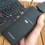 PCも充電できるACモバイルバッテリーを変態がレビュー。【ポータブル電源 RAVPower RP-PB054】