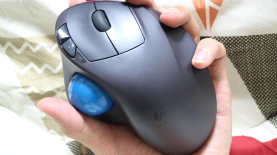 Logicool トラックボールマウスを 変態レビュー